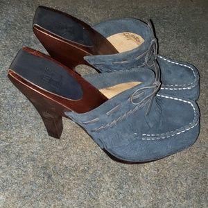 Frye heels
